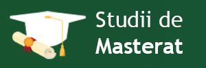 Studii de masterat